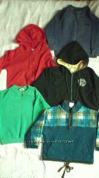 Много одежды на мальчика до 3-х лет