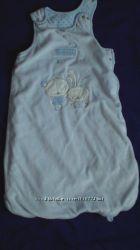 Спальный мешок для ребенка на рост до 75см