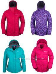 Акция Куртка зимняя женская Mountain Warehouse лыжная оригинальная