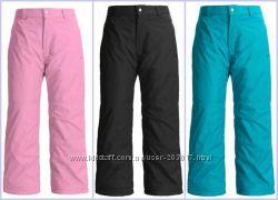 Лыжные зимние штаны Protection System Snow Pants черные голубые розовые