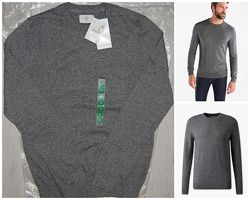 Мужской свитер Angelo Litrico C&A размер М замеры оригинал