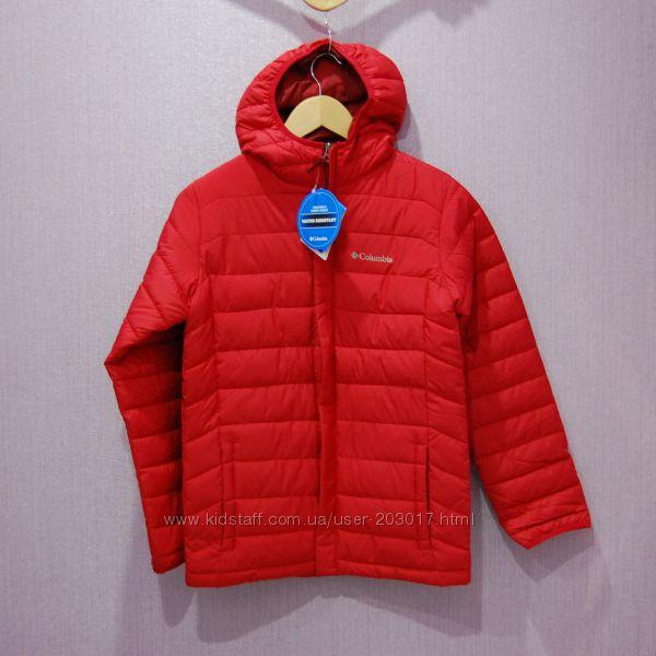 Куртка брендовая Коламбия Columbia Girls Powder Lite Puffer Jacket