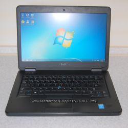 Dell E5440 14дюйм i5-4310U RAM 8ГБ SSD 128ГБ DVD-RW HDMI 10-16 часов работы