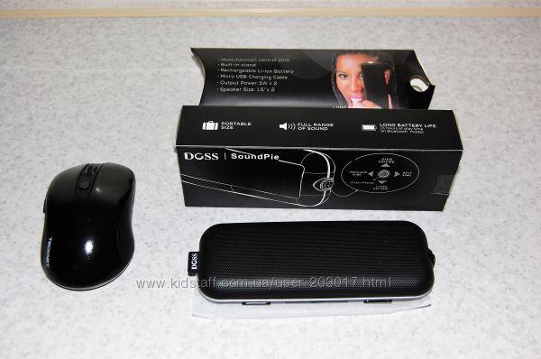На подарок Новая Bluetooth Колонка DOSS SoundPie Speaker портативная