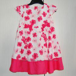 Платье хлопок 3Т на рост 98-105 Gymboree  оригинал в отличном состоянии