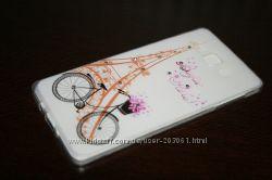 Чехол для телефона samsung A7 силикон