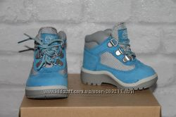 Timberland Kids Field Boot Leather-and-Fabric Boot. 20 размер, 12. 4 см.