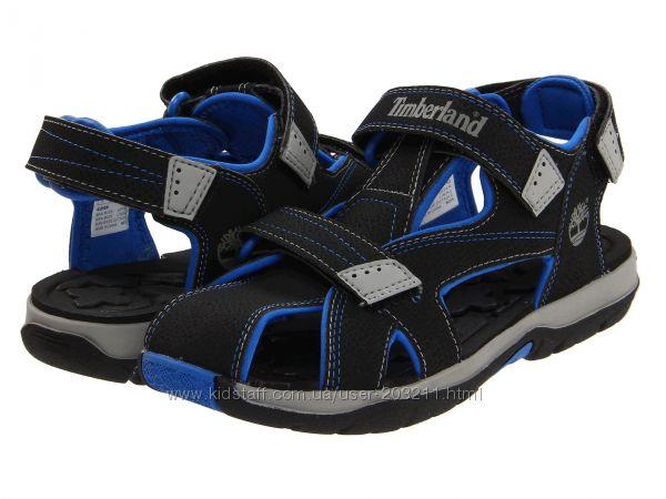 Акция на обувь Timberland Kids Mad River Closed-Toe Sandal 20 размер, 12 см