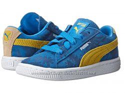 Кроссовки Puma Kids Suede Tropicali 19 размер, 12. 5 см стелька