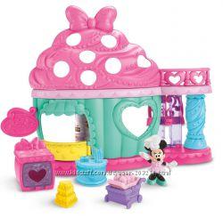 Fisher-Price Disney Minnie Bow-tiful Bake Shop Пекарня Минни от Фишер Прайс