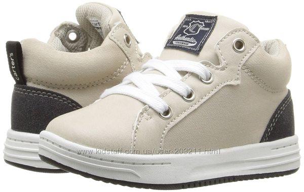 Акция на обувь  Высокие кроссовки carters Sound High Top 27 р, 16. 5см