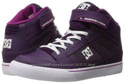 Кроссовки DC Spartan High EV Sneaker 28, 28. 5, 36 размер