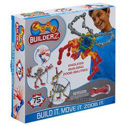 ZOOB 75 Piece Building Set. Конструктор Зуб 75 деталей.