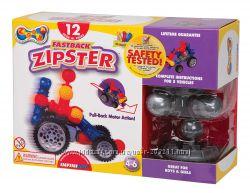 ZOOB Jr. Zipster Fastback. Конструктор Зуб Зипстер с мотором для маленьких.