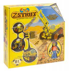 ZOOB Z-Strux Scorpion Driller. Конструктор Зуб Скорпион Бурильщик.