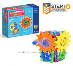 Magformers Magnets in Motion 32-pieces. Конструктор Магформерс Движение.