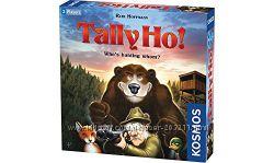 Tally Ho Отличная игра на логику для двоих. Производитель Thames & Kosmos.