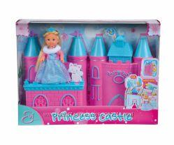 Evi Love Princess Castle Playset. Набор кукла Эви с замком от Симба.