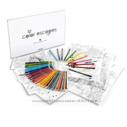 Crayola Color Escapes Garden Edition. Подарочный набор.