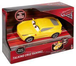 Тачки Круз Рамирез. Disney Pixar Cars 3 Cruz Ramirez Vehicle, 1-21 Scale