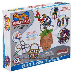 ZOOB Конструктор Зуб 100 деталей Inventors Kit Construction Set