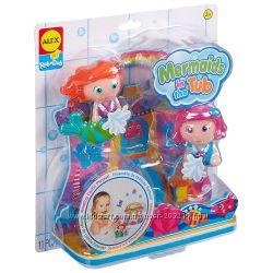 ALEX Toys Rub A Dub Mermaids in the Tub. Алекс Русалки в ванной.