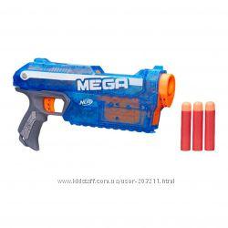 Бластер Нерф NERF N-Strike Elite Mega Series Sonic Ice Magnus Blaster