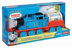 Fisher-Price Thomas the Train - Surprise Delivery Thomas Фишер Прайс Томас