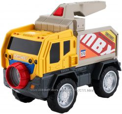 Грузовик-фонарик Метчбокс Matchbox Rally Truck Flashlight