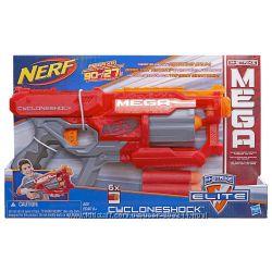 Бластер Нерф Мега Циклон Шок Nerf N-Strike Elite Mega CycloneShock