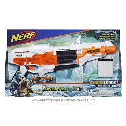 Nerf Бластер Ударная зона Doomlands Impact Zone Longarm.