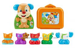 Fisher-Price Laugh & Learn Гардероб Умного щенка Smart Stages Dress & Go Pu