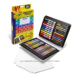 Crayola Creativity Tool Book. Набор для детского творчества 50 предметов