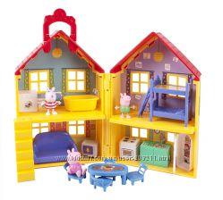 Игровой набор Домик Свинки Пеппы Peppa Pig&acutes deluxe house