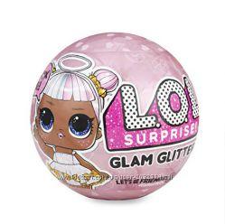 L. O. L. Surprise Glam Glitter ЛОЛ Глэм Глиттер. Оригинал MGA. Не Киддисвит