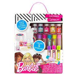 Набор создай свой бальзам для губ от Барби Barbie