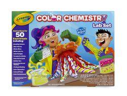 Большой набор Крайола Химия Цвета Crayola Color Chemistry Set