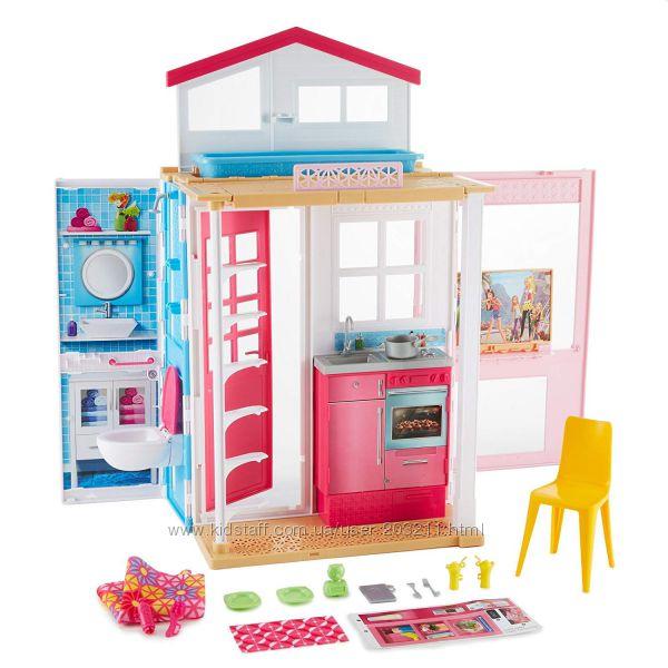 Домик для Барби Mattel Barbie 2-Story House
