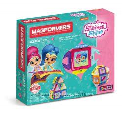 Магнитный конструктор Магформерс Шимер и Шайн MAGFORMERS Shimmer and Shine