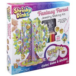 Отличный набор для создания украшений Shrinky Dinks Чудесный Лес