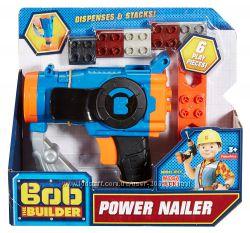 Пневмопистолет Fisher-Price Bob The Builder, Power Nailer