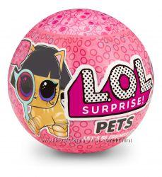 LOL Surprise Pets Series 4 Eye Spy 2-ая волна Питомцы MGA. Не Киддисвит