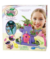 Набор Мой Волшебный Сад PlayMonster My Fairy Garden - Tree Hollow