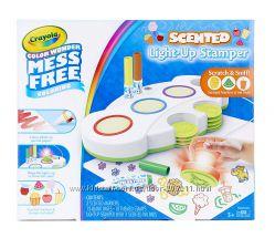 Набор для творчества Весёлые штампы Crayola Color Wonder Light Up Stamper