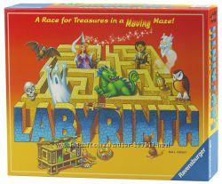 Настольная игра Сумасшедший лабиринт. Оригинал Ravensburger 26481