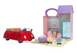 Набор Свинки Пеппы с пекарней, машинкой Peppa Pig&acutes Bakery Trip Combo