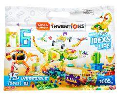 Совместимый с Лего конструктор Mega Construx Inventions Deluxe Pack 1005 де