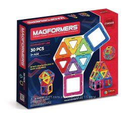Магнитный конструктор Магформерс радуга на 30 деталей Magformers Rainbow