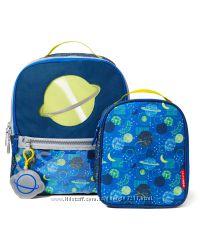 Детский школьный рюкзак и ланч бокс от Skip Hop Forget Me Not