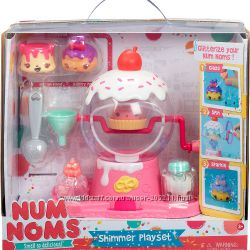 Игровой набор Num Noms Блеск Shimmer Playset